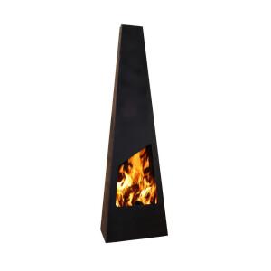 Dreamfire® välikamin Salzburg XL Black 9