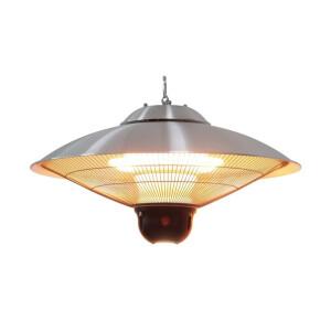 Infrapuna soojuskiirgur Veltron UFO Ceiling-LED2,1kW, Hõbe 13