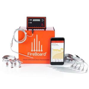 FireBoard Extreme nutitermomeeter 8