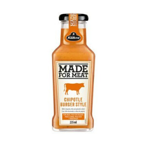 KÜHNE Made For Meat Chipotle Burger Style 235ml 5