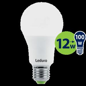 LED lambipirn 12W E27 3000K 4