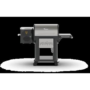 Louisiana Grills - LG800FL pelletgrill 11