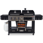 Pit Boss - Memphis Ultimate 3-in-1 grill 1