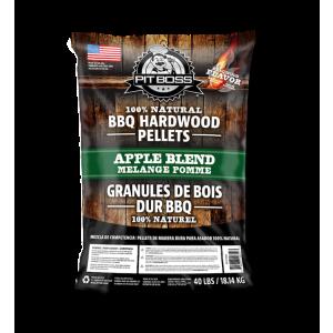 Pit Boss - Õunapuu grillpellet 9kg 4