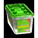 6,0x100 puidukruvi ESSDRIVE peitpea/tx30 CorrSeal/C4-100tk(6) 2