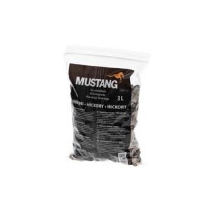 Mustang suitsutamislaastud hikkorupuust 3L 9