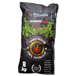 Dreamfire® Tammepuu süsi 8+kg 6