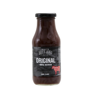 NJBBQ Original BBQ Marinade & Sauce 250ml 9