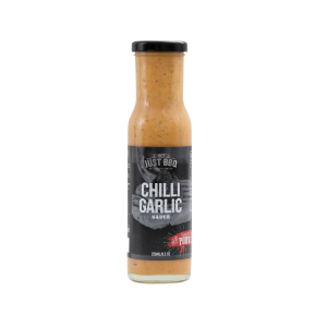 NJBBQ Chilli Garlic Sauce 250ml 10