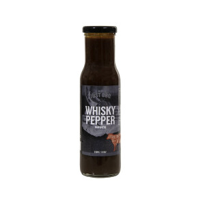 NJBBQ Whiskey Pepper Sauce 11
