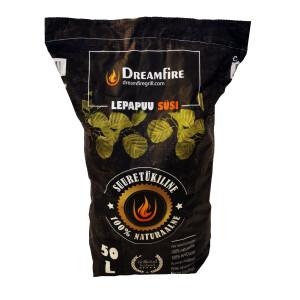 Dreamfire® Lepapuust süsi 50L 8