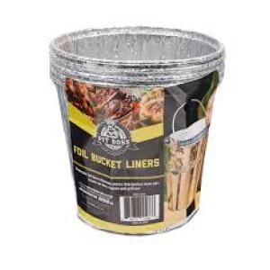Louisiana Grills - Rasvaämbri fooliumvannid (6tk) 13