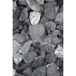 Dekoratiivkillustik must-valge 16/32 1000kg bigbag 1