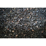 Dekoratiivkillustik graniit must-kirju 16/32 20kg 1