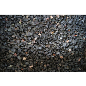 Dekoratiivkillustik graniit must-kirju 16/32 20kg 9