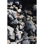 Dekoratiivkivi vulkaaniline must 10/25 15kg 3
