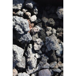 Dekoratiivkivi vulkaaniline must 10/25 5kg 1
