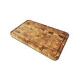 Dreamfire® Tammepuidust lõikelaud soonega 30x50 1