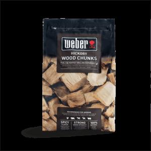 Weber® Hikkori suitsuklotsid 11