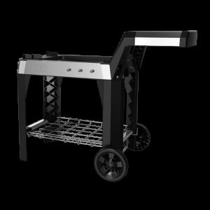 Weber PULSE grillidele ratastega raam 9