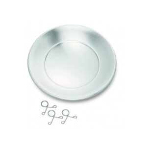 Weber® Ash catcher - One Touch® Silver/Original 47 11