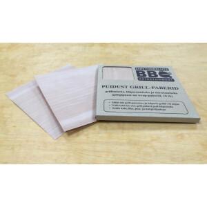 Puidust grill-paberid (10 tk pakis) 7