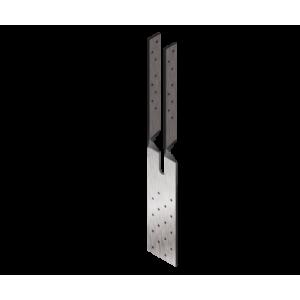 Kahvelplaat sarikale 50x320x1.5mm 1