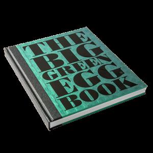 "Kokaraamat ""The Big Green Egg Book"" AM4 11"