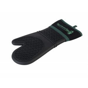 Grillimiskinnas Big Green Egg Silicone BBQ Mitt, 232C AM13 5