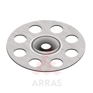 Isolatsiooni seib 60x1.0mm/6 metall (karp 100tk) 5