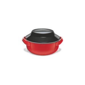 Milton Microwow termopott 1,0 punane 6