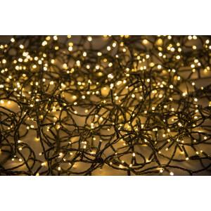 Valguskett 200 LED lampi, soevalge 11