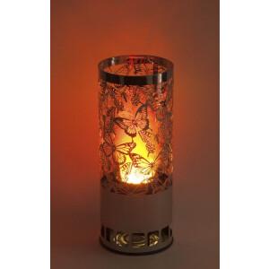 Dekoratsioonlamp Metall, Brazier Liblikas/Viinapuu 4