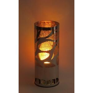 Dekoratsioonlamp Metall, Brazier Leht 4