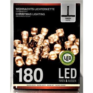 Valguskett 180 LED sise- ja välitingimustesse 10