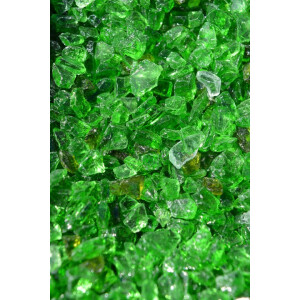 Purustatud klaas Roheline 4/8 20kg 8