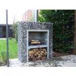 Kamin-grill dekoratiivkividele 1,20x1,30x0,50 1