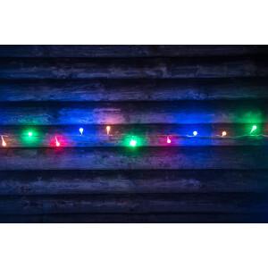 Valguskett 120 LED palli mitmevärviline 14