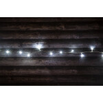 Valguskett 120 LED lampi, külmvalge 1