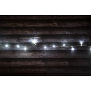 Valguskett 120 LED lampi, külmvalge 8