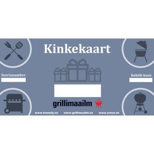 Kinkekaart 100 EUR 5