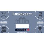 Kinkekaart 50 EUR 2