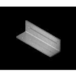 Vajumisnurgik 35x35x130x2.0 Jäigastatud 2