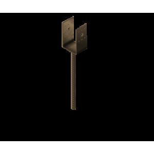 Betoonihark U tüüp 45x40 pruun 19