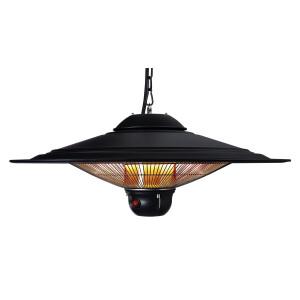 Infrapuna soojuskiirgur Veltron UFO Ceiling-LED 2,5kW must 9