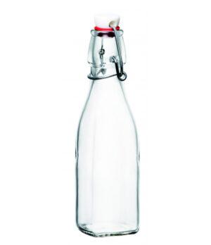 Klaaspudel Bormioli Rocco Swing, kandiline, 25cl 8