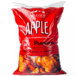 Traeger Õunapuust pelletid 9 kg 12