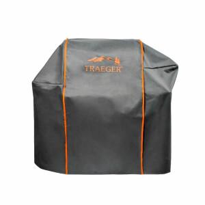 Traeger TIMBERLINE 850 täispikkuses grillikate 7