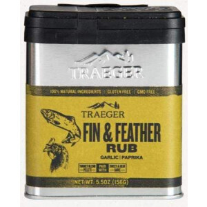 Traeger FIN & FEATHER RUB 7
