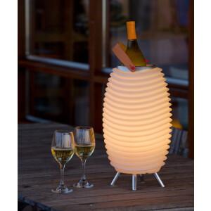 LED valgusti-cooler kõlariga Kooduu Synergy 50 PRO 2